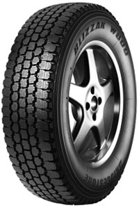 Bridgestone BLIZZAK W800 185R14C 102R
