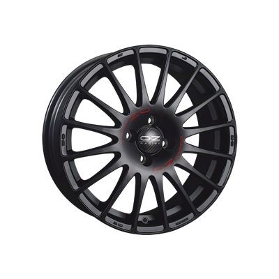OZ Superturismo GT Black ET40 8X17 5/115