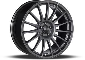 OZ Superturismo LM Black ET40 7,5X17 5/108