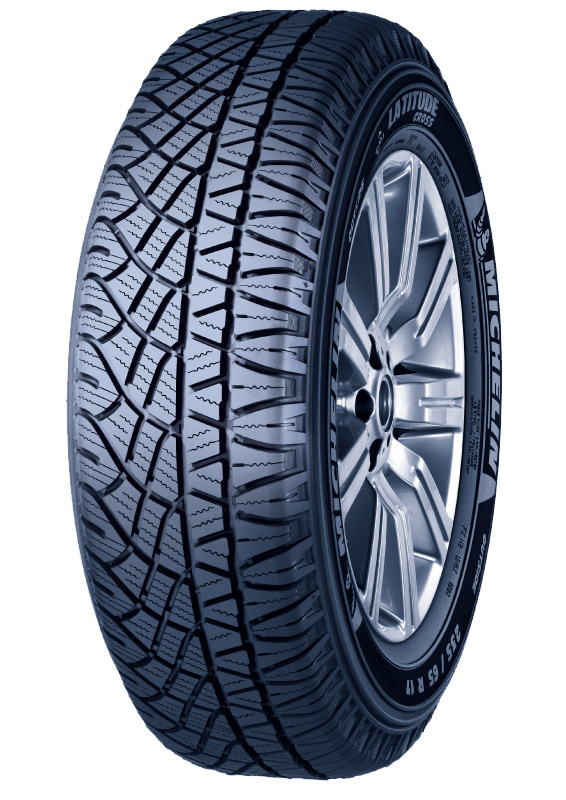 Michelin LATITUDE CROSS 225/65 R 17 102H