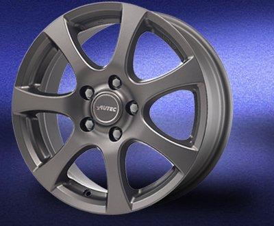 Autec Zenit Black ET40 7,5X17 5/114,3